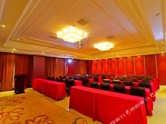 維也納酒店(上海浦東機場店)(Vienna Hotel (Shanghai Pudong Airport))會議室