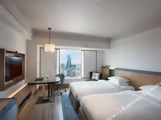 名古屋希爾頓酒店(Hilton Nagoya Hotel)豪華家庭房