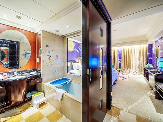 杭州開元名都大酒店(New Century Grand Hotel Hangzhou)太空探索親子房