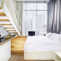 新加坡M一室公寓酒店酒店預訂