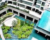 吉隆坡高尚雷加利全套房酒店