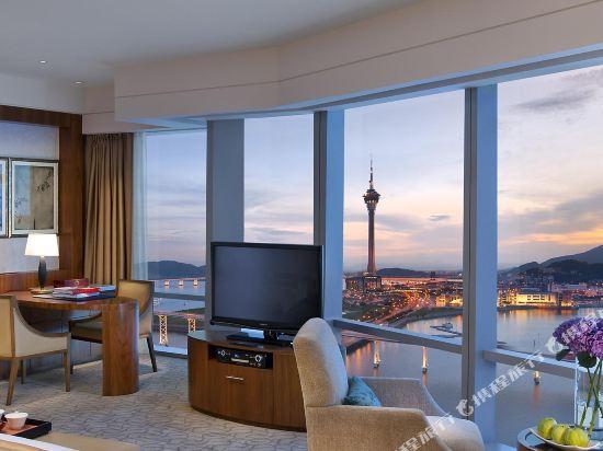 澳門文華東方酒店(Mandarin Oriental Macau)尊貴景緻客房