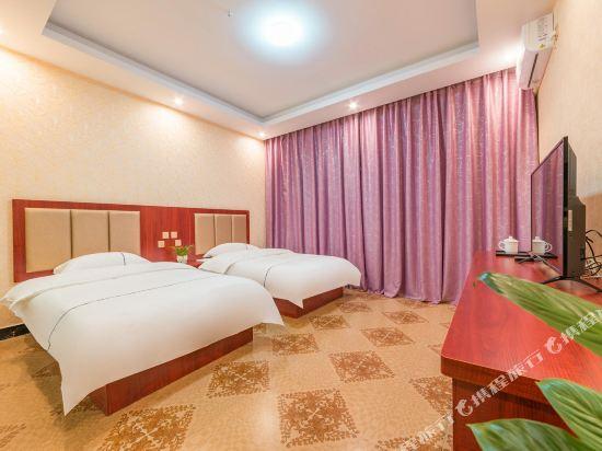 昆明陽光大酒店(原伴山境悅觀景酒店)(Yang Guang Da Jiu Dian)特價雙床房