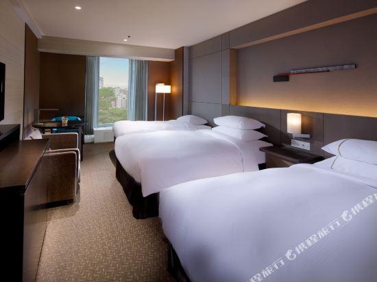大阪都喜來登酒店(Sheraton Miyako Hotel Osaka)舒適尊貴三人房