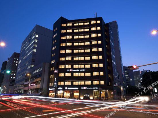 The b 福岡天神酒店(The b Fukuoka Tenjin)外觀