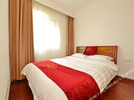 泰萊尚寓度假公寓(珠海海洋王國口岸店)(Tailai Shangyu Holiday Apartment (Zhuhai Ocean Kingdom Port))舒適一房一廳套房