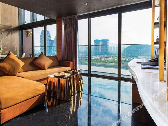 澳門羅斯福酒店(The Macau Roosevelt)瑪麗蓮套房