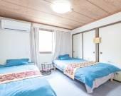 大阪一居室人雙床房民宿