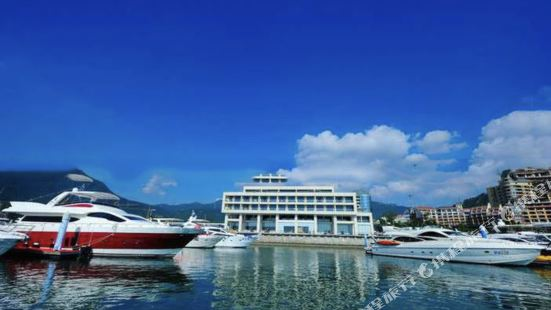 深圳大梅沙灣遊艇度假酒店