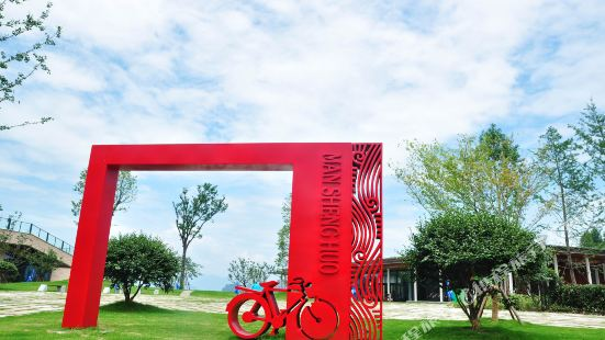 千島湖半島露營營地