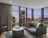 墨爾本中央安凡尼公寓酒店