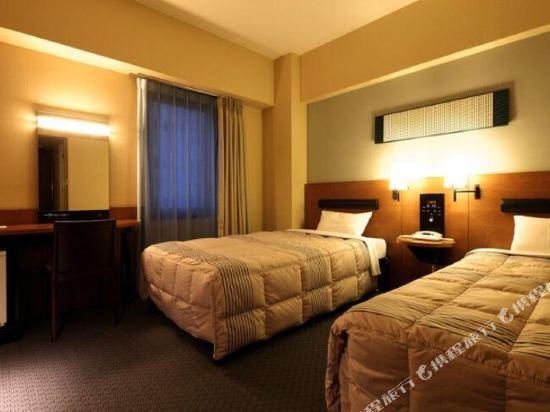大阪麗嘉皇家酒店(Rihga Royal Hotel)塔翼-高級樓層-標準雙床房
