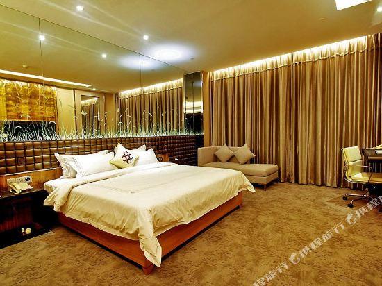 廣州馬會酒店(Jockey Club Hotel)商務大床房
