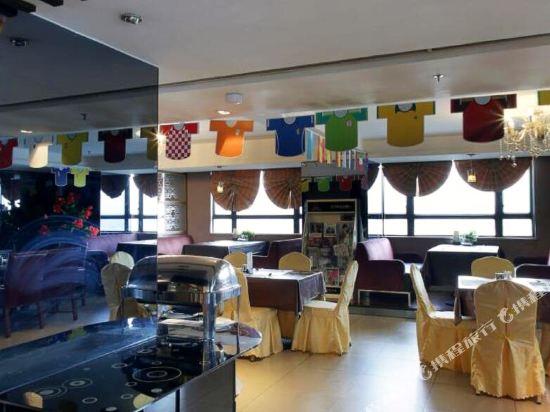 中山平謙精品酒店(Plainvim Boutique Hotel)餐廳
