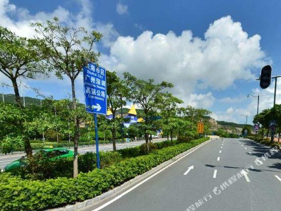 長隆橫琴灣酒店(珠海海洋王國店)(Chimelong Hengqin Bay Hotel (Zhuhai Dolphin Flagship Store))周邊圖片