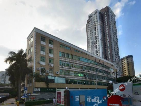 深圳景田酒店周邊圖片