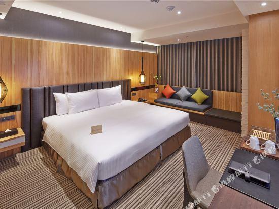 豐邑逢甲商旅(La Vida Hotel)經典雙人房