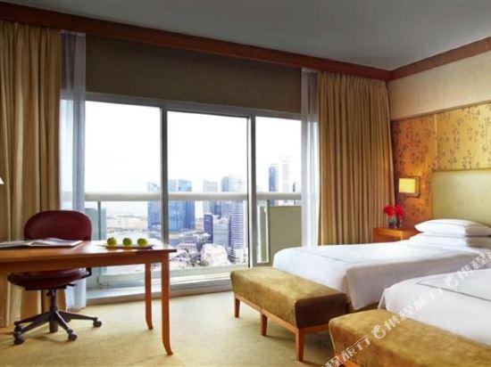 史丹福瑞士酒店(Swissotel the Stamford)瑞士行政港灣景房