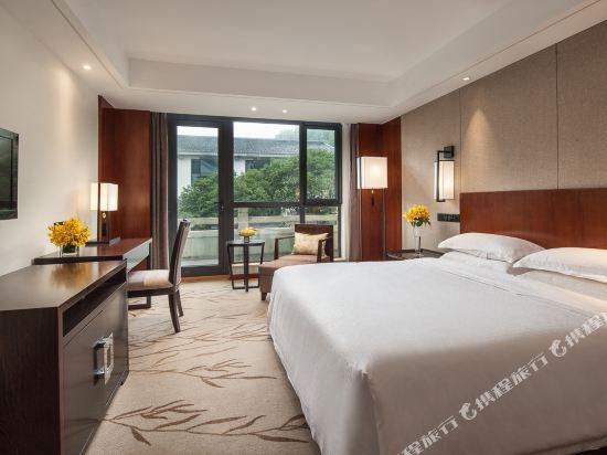 杭州三台山莊(Sunday Sunny Resort)豪華大床房