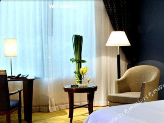 曼谷素萬那普機場諾富特酒店(Novotel Bangkok Suvarnabhumi Airport)三人房