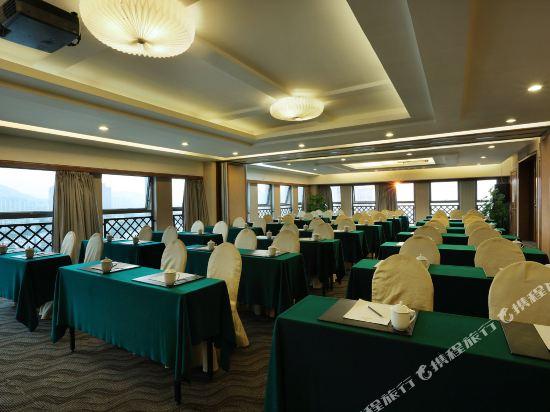深圳中南海悅大酒店(South China Laguna Hotel)多功能廳