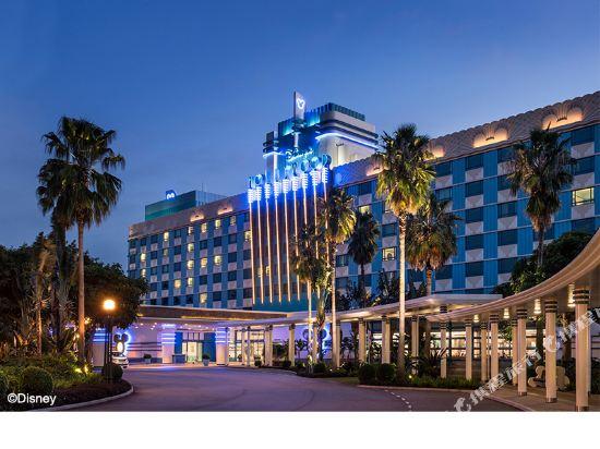 迪士尼好萊塢酒店(Disney's Hollywood Hotel)外觀