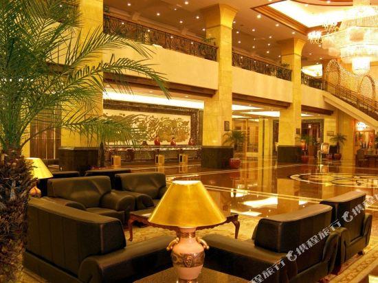 東莞石龍名冠金凱悅酒店(Gladden Hotel (Shilong Town))大堂吧