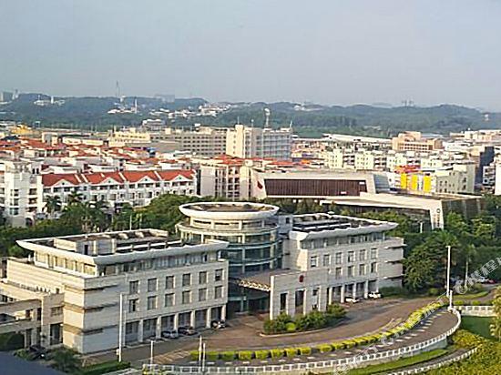 佛山南海華美達酒店(Nanhai Ramada Hotel)眺望遠景