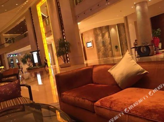 東莞厚街國際大酒店(HJ International Hotel)大堂吧