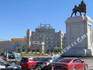 阿拉善左旗錦蕓商務賓館