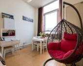 首爾南山塔家庭複式公寓