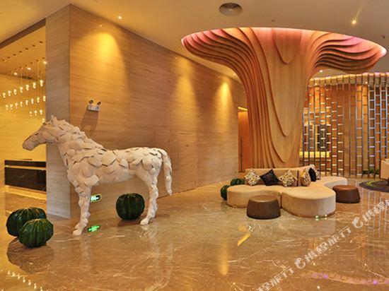 桔子水晶酒店(廣州白雲機場店)(原花都店)(Crystal Orange Hotel (Guangzhou Baiyun Airport))公共區域