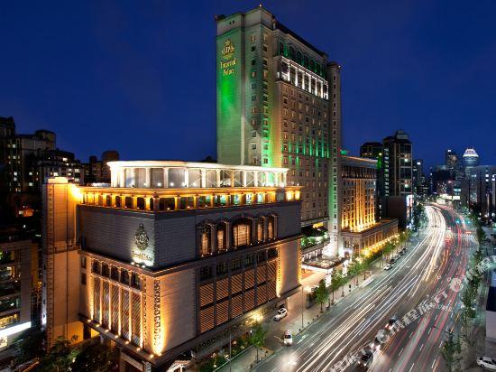 首爾皇宮酒店(Imperial Palace Seoul)外觀