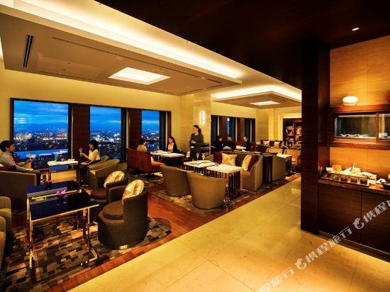 大阪洲際酒店(InterContinental Osaka)行政酒廊
