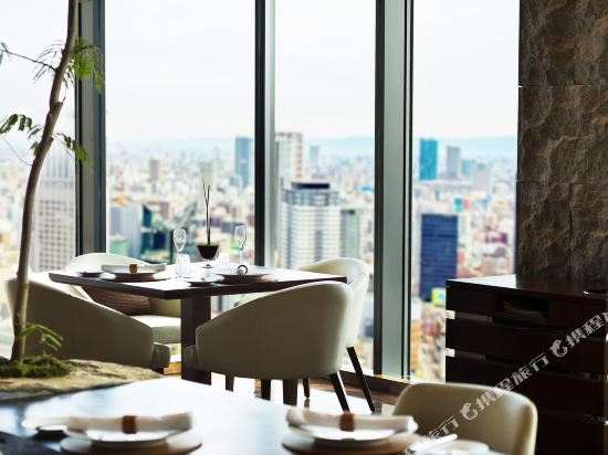 大阪洲際酒店(InterContinental Osaka)西餐廳