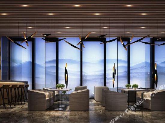 佛山友和酒店式服務公寓(Yuwa Residences & Hotel)大堂吧