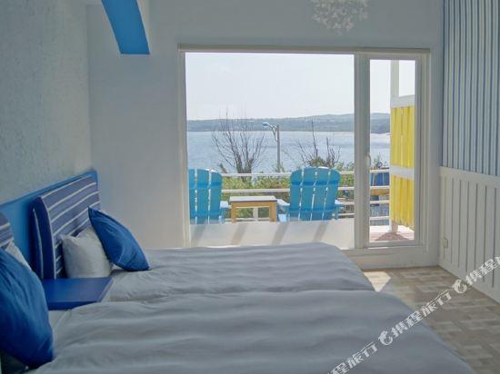 墾丁南灣度假飯店(Kenting Nanwan Resorts)海景家庭房