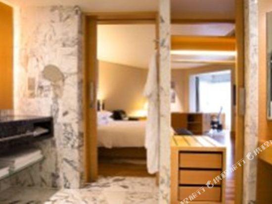 新加坡君悦酒店(Grand Hyatt Singapore)特大床君悦客房