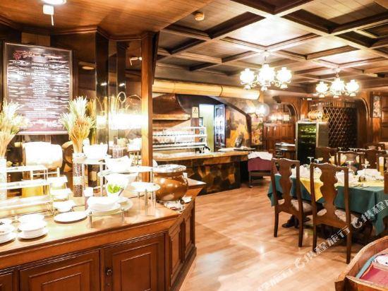 曼谷亞洲酒店(Asia Hotel Bangkok)餐廳