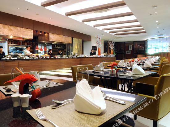 曼谷瑞博朗德酒店(Rembrandt Hotel Bangkok)餐廳