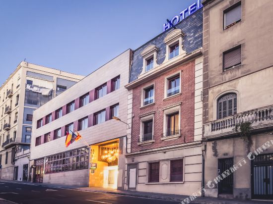 Barcelona gracia hotels reservations for Hotel gracia barcelona