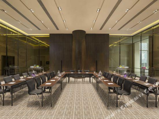 廣州W酒店(W Guangzhou)會議室