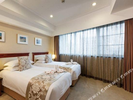 杭州馬可波羅濱湖酒店(Merchant Marco Edgelake Hotel)連通型家庭套房