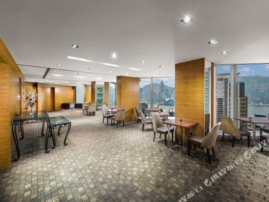 香港麗景酒店(原隆堡國際麗景酒店)(Hotel Panorama)行政酒廊
