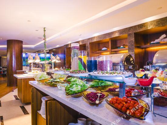 千島湖綠城度假酒店(1000 Island Lake Greentown Resort Hotel)咖啡廳