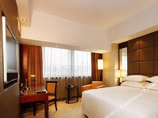 杭州馬可波羅濱湖酒店(Merchant Marco Edgelake Hotel)商務大床房