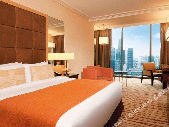 新加坡濱海灣金沙大酒店(Marina Bay Sands Singapore)園景豪華房