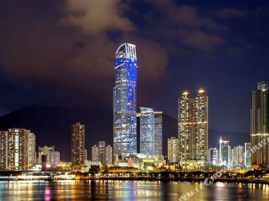 香港如心海景酒店暨會議中心(L'hotel Nina Et Convention Centre)外觀