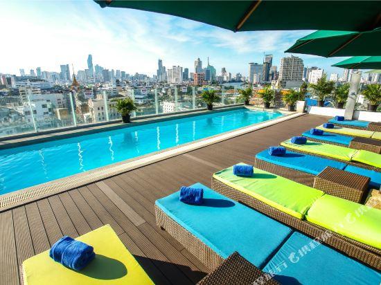 曼谷唐人街皇家酒店(Hotel Royal Bangkok@Chinatown)室外游泳池