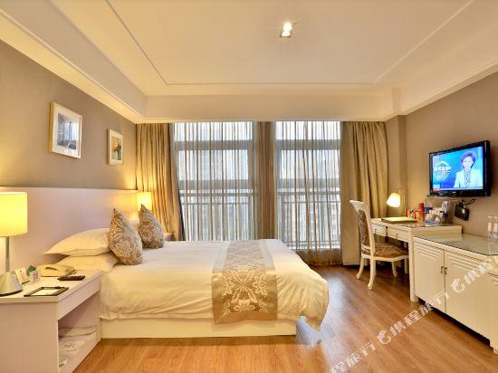 杭州瑞萊克斯大酒店(Relax Hotel)商務大床房